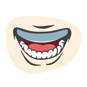 Custom Mouth Guard Icon